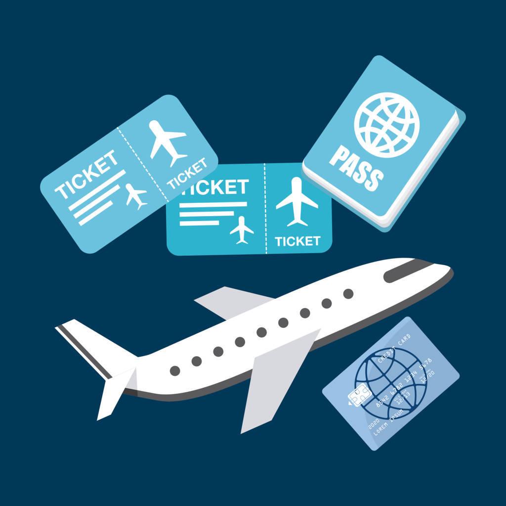 Cercare e acquistare i biglietti aerei tramite smartphone