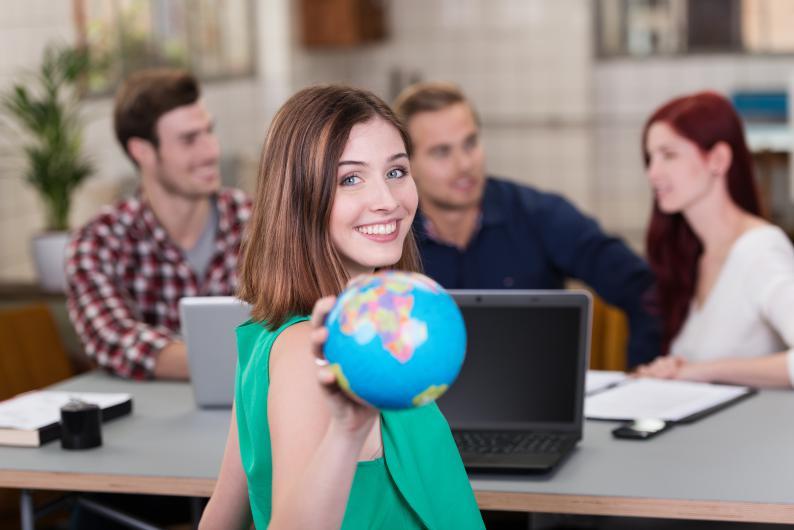 Borsa di studio EF per studenti disabili