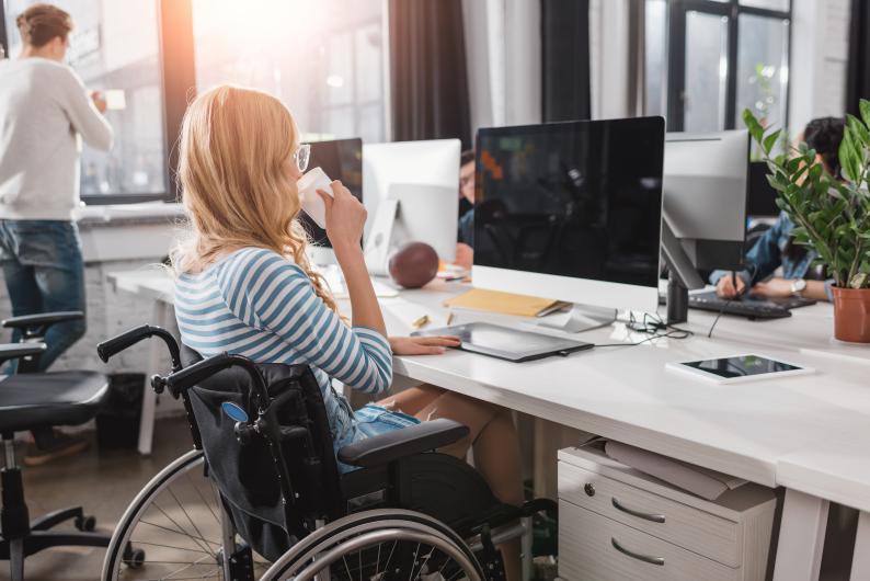 Programma di azioni positive per i tirocinanti con disabilità - Tirocini al Consiglio dell'UE