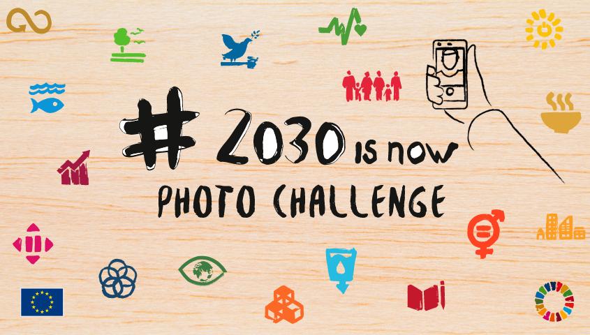 #2030IsNow Photo Challenge su Instagram