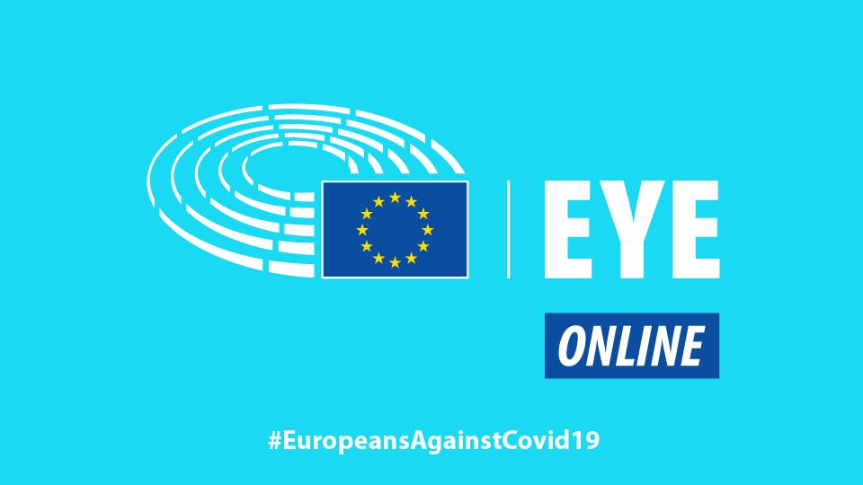 European Youth Event Online!