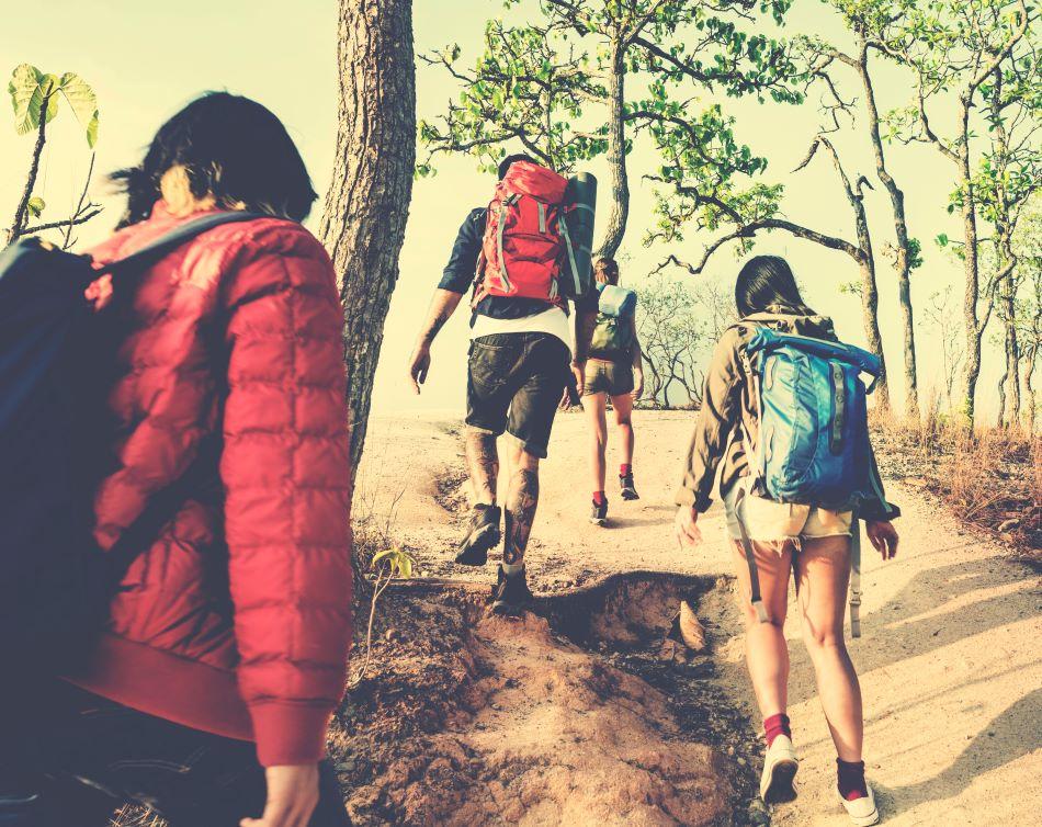 Backpacking – viaggiare con lo zaino in spalla