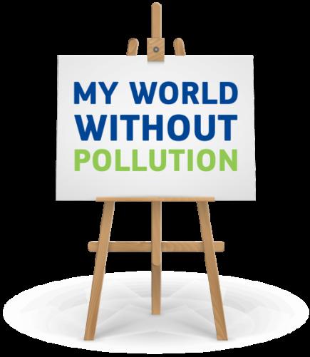 """""""Il mio mondo senza inquinamento"""": Concorso per giovani artisti"""