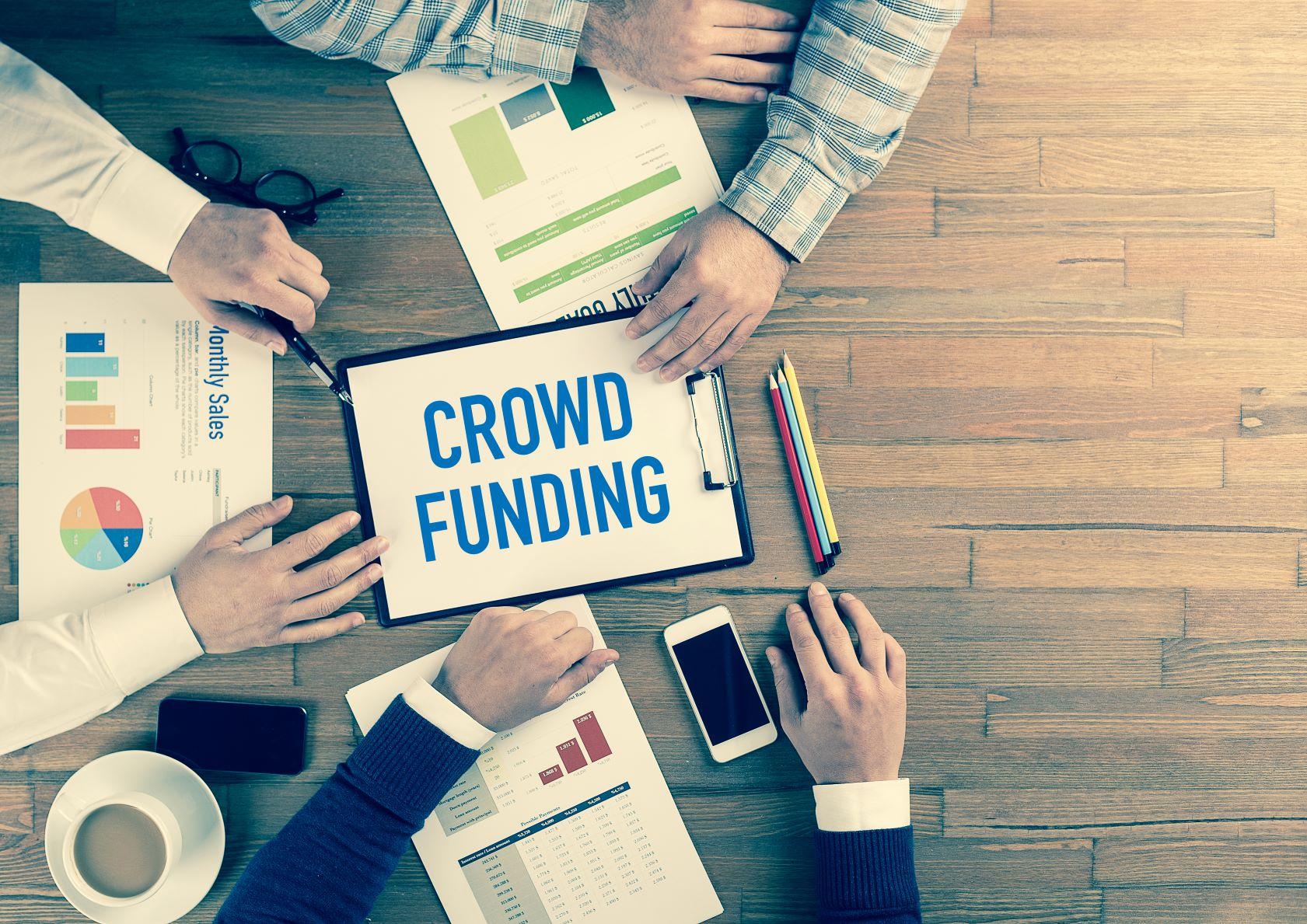 Sostieni il tuo progetto con una campagna di crowdfunding