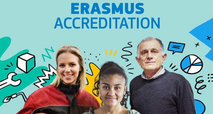 Accreditamento Erasmus: nuovo opuscolo per capire meglio come funziona