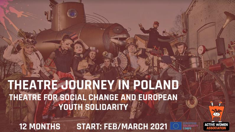ESC di 12 mesi a Katowice in Polonia