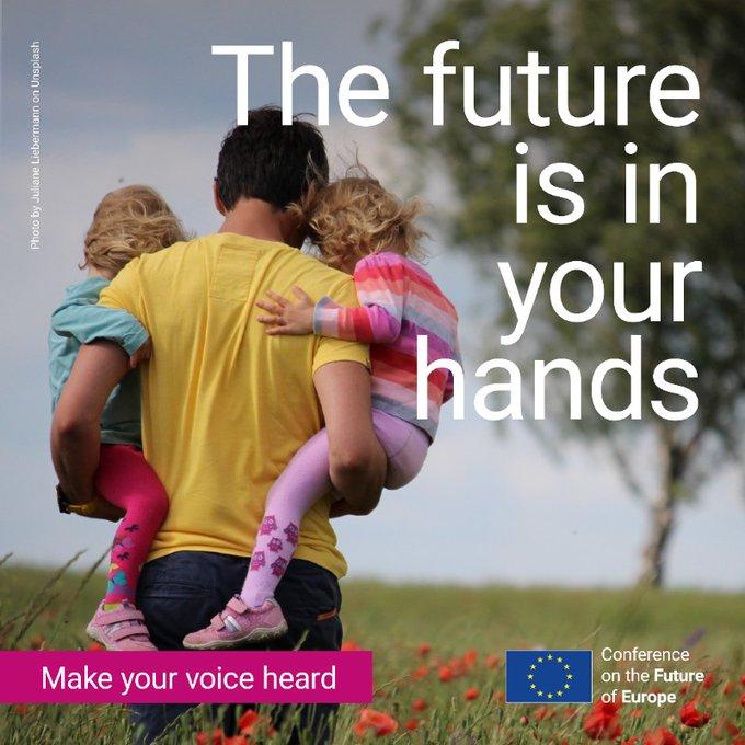 Conferenza sul futuro dell'Europa: al via il 1° Panel dei cittadini europei