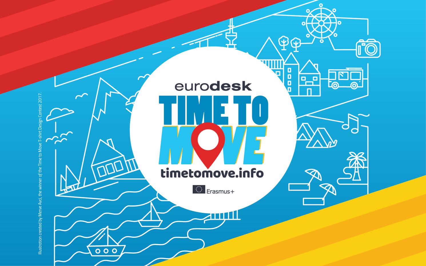 Concorso Time to Move 2018: Crea, Condividi, Vinci!