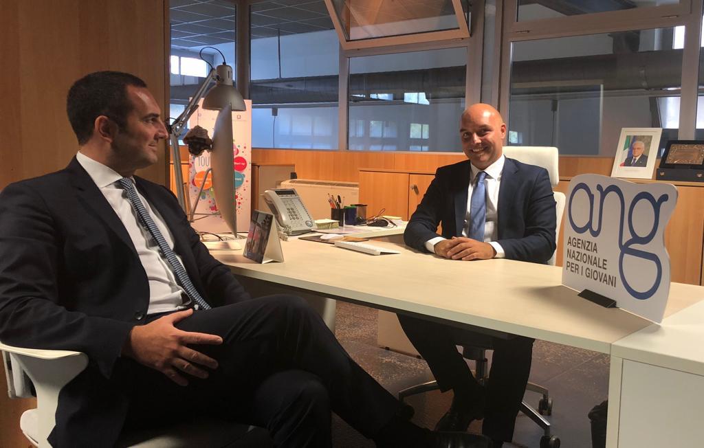 Agenzia Giovani: Domenico De Maio nuovo Direttore Generale