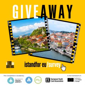 #STANDFORSOMETHING Giveaway II – Vinci un viaggio in Portogallo o in Slovenia!