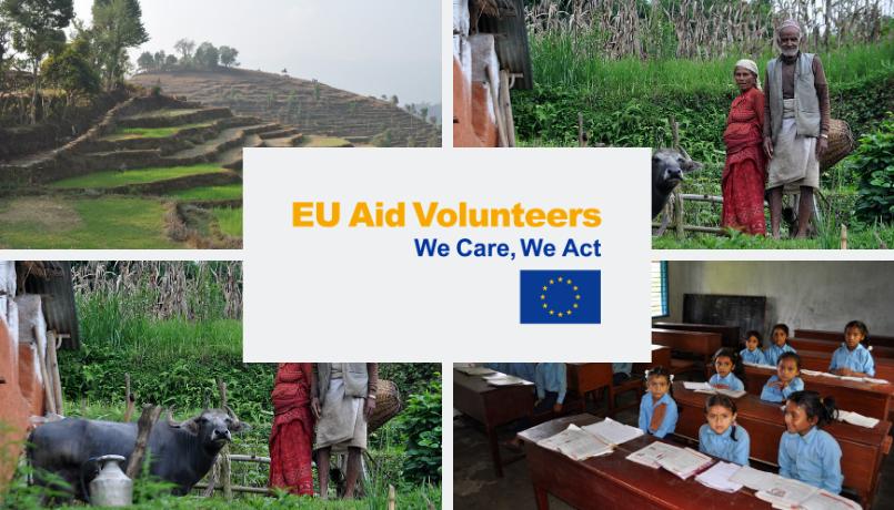 EU Aid Volunteers, FOCSIV ricerca 6 volontari Junior da inviare in Nepal