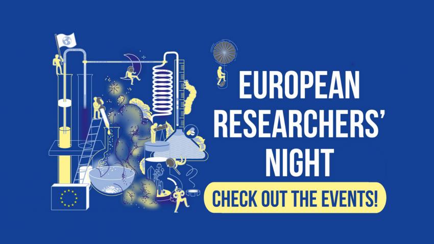 24 settembre: Notte Europea dei Ricercatori 2021