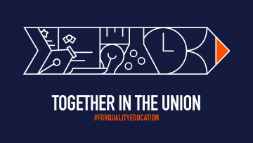 Campagna: Together in the Union - #ForQualityEducation