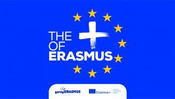 The + of Erasmus: formazione gratuita per studenti Erasmus
