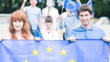 Il Corpo europeo di solidarietà a distanza di un