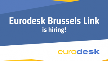 Opportunità di tirocinio presso Eurodesk Brussels Link!