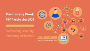 Democracy Week: come la democrazia sta affrontando il Covid-19