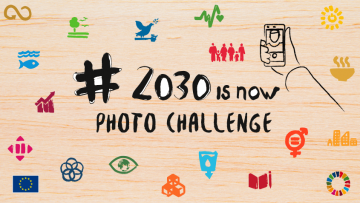 #2030IsNow Photo Challenge su Instagram