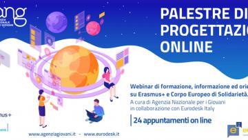 In/Formazione online della rete nazionale italiana Eurodesk