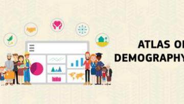 Atlante demografico dell'UE per monitorare e anticipare il cambiamento demografico