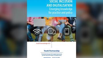 Pubblicazione su giovani, inclusione sociale e digitalizzazione