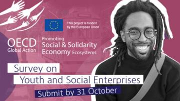 Sondaggio sui giovani e le imprese sociali