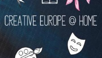#CreativeEuropeAtHome: campagna social della Commissione