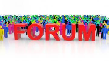 """4-6 ottobre 2017: """"Young International Forum"""""""