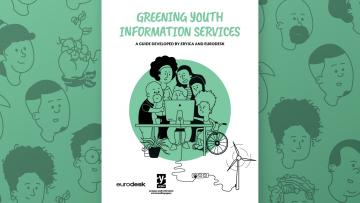 Guida Greening Youth Information Services a cura di Eurodesk ed Eryica!