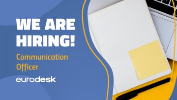 Eurodesk Brussels Link è alla ricerca diun Communication Officer