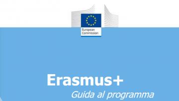 Guida Erasmus+ 2021 in italiano!