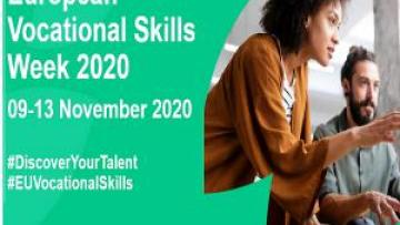 9-13 novembre 2020: Settimana europea della formazione professionale