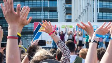 EYE2018: i partecipanti presentano i risultati ai