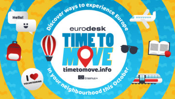 Campagna europea Time To Move 2017!