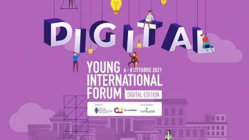 6-8 ottobre: Young International Forum