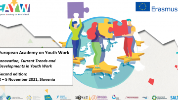European Academy on Youth Work: Invito a presentare contributi