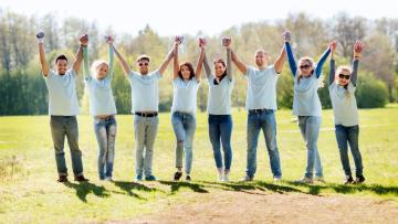 Corpo europeo di solidarietà: i primi volontari in