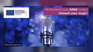 Concorso canoro #EUSolidarityCorps