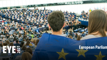 28-29 maggio 2021: European Youth Event!