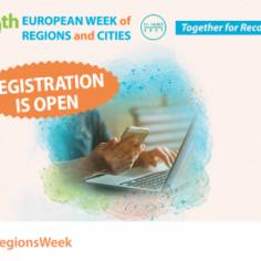 11-15 ottobre: Settimana europea delle regioni e