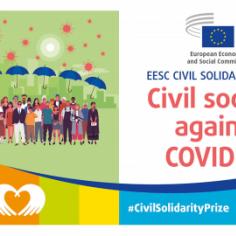 """Premio CESE per la Solidarietà Civile: """"La società"""