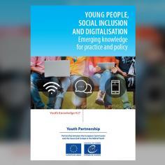 Pubblicazione su giovani, inclusione sociale e