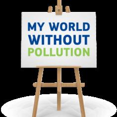 """""""Il mio mondo senza inquinamento"""": Concorso per"""