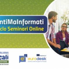 #DistantiMaInformati: prossimi seminari Eurodesk