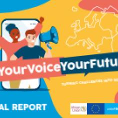 Rapporto #YourVoiceYourFuture