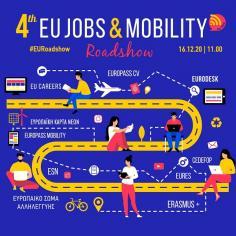 EU jobs and mobility roadshow: il futuro della