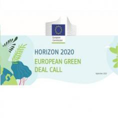 "Bando di gara ""Green Deal europeo"": nuovo impulso"
