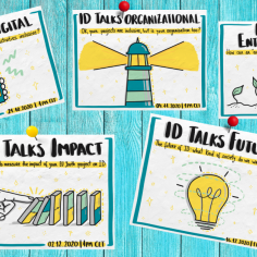 ID talks: workshop online sui temi dell'Inclusione