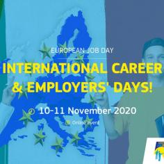 10-11 novembre: International Career & Employers'