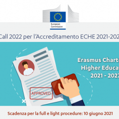 Accreditamento ECHE 2021-2027 – Call 2022